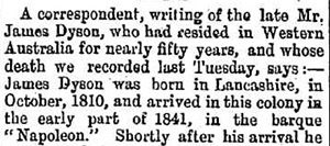 The Daily News, 23 June 1888, p. 3