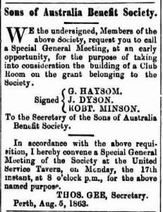 The Perth Gazette and Independent Journal of Politics and News (WA : 1848-64) Friday 7 August 1863 page 2