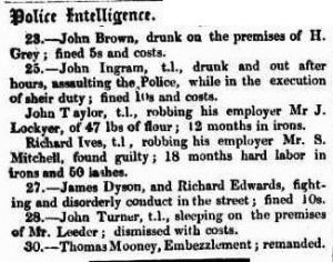 The Perth Gazette and Independent Journal of Politics and News (WA : 1848 - 1864), 6 May, page 3